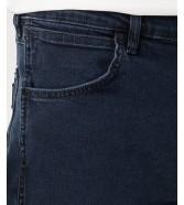 Jeansy Wrangler Greensboro W15Q Iron Blue