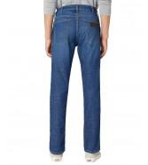 Jeansy Wrangler Greensboro W15Q Sirocco Blue