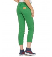 Wrangler Cropped Straight W229 Green