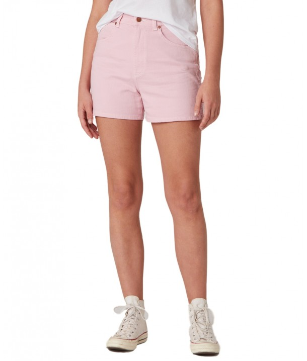 Wrangler Mom Short W22D Orchid Pink