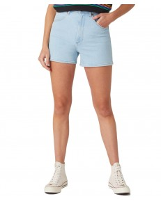 Wrangler Mom Short W22D Cloud Nine