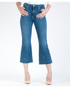 Wrangler Cropped Flare W230 Dancing Days