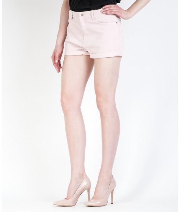 Wrangler Retro Boy Short W244 Pretty Pink W244DM14C