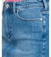 Wrangler MID SKIRT W245 Mid Blue