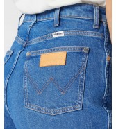 Wrangler Mom Jeans W246 Montego Bay