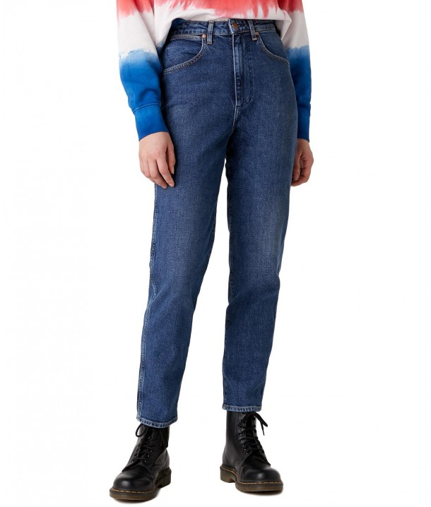 Wrangler Mom Jeans W246 Vintage Glory