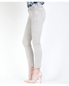 Spodnie Wrangler Slim Crop W248 Sand Strom