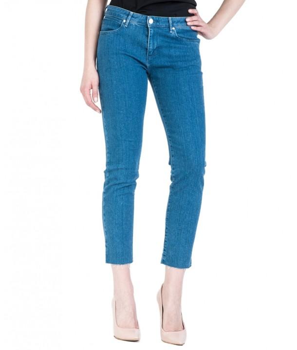 Wrangler Jeans Slim Crop W248 Retro Action W248GU124