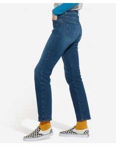Wrangler High Slim W27G Soft Cloud
