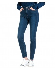 Wrangler High Rise Skinny W27H Night Blue