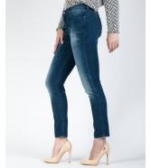 Wrangler Jeans Boyfriend W27M Vintage Blue