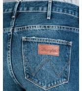 Wrangler Retro Straight  W27V Papa Crazy