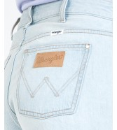 Wrangler The Short W27X Icy Blue