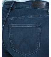 Wrangler Skinny W28K Soft Blue