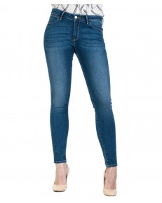 Wrangler Skinny W28K Authentic Blue