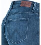 Wrangler Slim W28L Tingy Blue