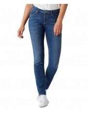 Jeansy Wrangler Slim W28L Authentic Blue