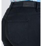 Wrangler Skinny Crop W28M Black