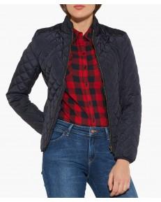 Wrangler Jacket QUILTED JACKET W4106 Mood Indigo