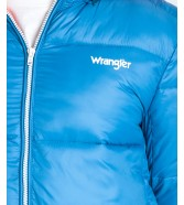 Wrangler PUFFER JACKET W4725 Deep Water