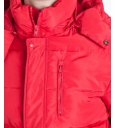 Wrangler PROTECTOR JACKET W4727 Salsa Red