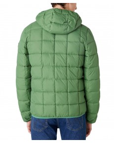 Wrangler THE PUFFER JACKET W4C6W Artichoke Green