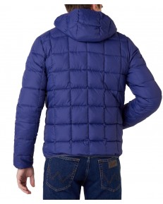 Wrangler THE PUFFER JACKET W4C6W Patriot Blue