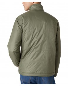 Wrangler THE REVERSIBLE JACKET W4D5 Deep Lichen Green