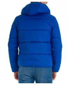 Kurtka Wrangler PUFFER JACKET W4D6 Wrangler Blue