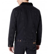 Wrangler ICONS SHERPA 124MJ Black Washed
