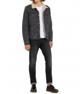 Wrangler ICONS SHERPA 124MJ Black 2 years