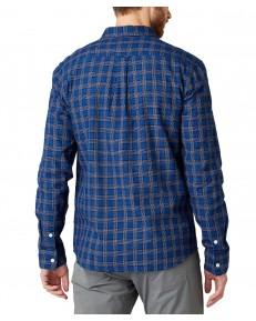 Koszula Wrangler LS 1PKT SHIRT W5A11 Light Indigo
