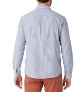 Koszula Wrangler LS 1PKT SHIRT W5A14 Navy