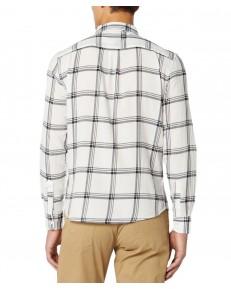 Koszula Wrangler LS 1 PKT SHIRT W5A1O Off White