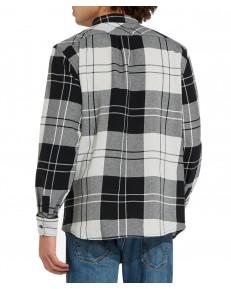 Koszula Wrangler LS 1 PKT FLAP W5A4S Black