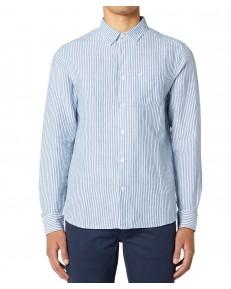 Koszula Wrangler LS ONE POCKET SHIRT W5A9L Real White