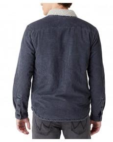 Koszula Wrangler SHACKET Eroded Black