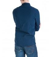 Wrangler BUTTON DOWN SHIRT W5F34 Dress Blue