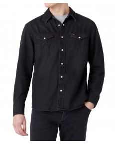 Wrangler ICONS 27MW W5MS Black Washed