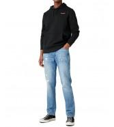 Bluza Wrangler VIBRATIONS HOODIE W680H Black