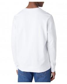 Wrangler LOGO CREW W6C0H White