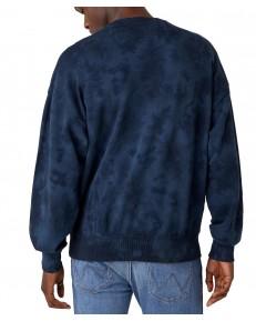 Bluza Wrangler CREW W6E4H Navy