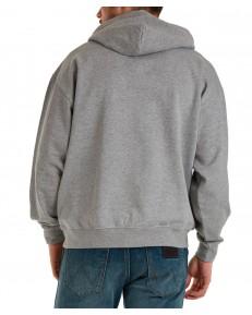 Bluza Wrangler WWYG HOODIE W6F9 Mid Grey Mel