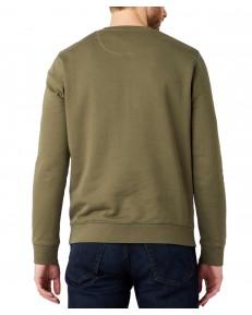 Bluza Wrangler CREW SWEAT W6M8 Ivy Green