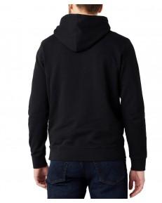 Bluza Wrangler HOODIE W6M9 Black