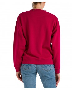 Bluza Wrangler RETRO SWEAT W6N0H Cerise