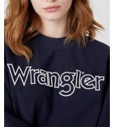 Wrangler RETRO SWEAT W6N0H Parisian Night