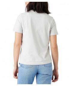 T-shirt Wrangler STAND UP TEE W712E Grey