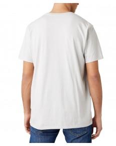 T-shirt Wrangler SS STAND UP TEE W782E Grey
