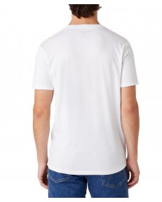 T-shirt Wrangler AMERICANA TEE W7AG White